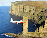 Flight Over The Old Man Of Hoy from Phoenix Photography 1980s