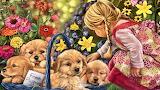 Basket of Puppies