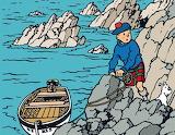 Tintin et l' ile noire