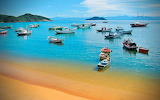 Fishing Boats, Buzios, Brazil