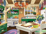 Cottage Kitchen - Joseph Burgess
