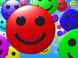 ☺ Colorful smileys...