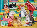 Onna K. 'Kitchen Tails'