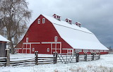 Quiet Time for the Red Barn