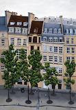 Rooftops over Paris