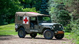 1955 Willys Jeep Ambulance