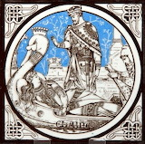 Ceramic Tile by Moyr Smith for Minton & Co