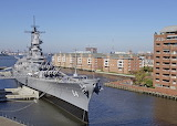 USS Wisconsin - now a museum ship