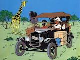 1 - Tintin  au  Congo