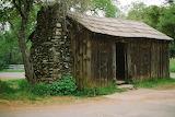 Mark Twain/Bret Harte cabin