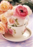#Roses and Tea Cups