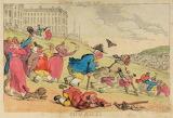 Bath Races cartoon