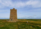 Marwick Head and the Kitchener Memorial, Orkney