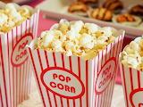 Popcorn movie party entertainment