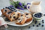 ^ Blueberry Cake