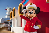 Captain Minnie Mouse, Disney, character, ship