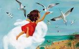 Lydia Gaborit & Aline Bureau: Lila et son nuage (2014)