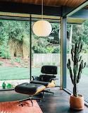 Mid-century Modern Interior Design Eames Chair