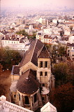 Europe - France - Paris - Sacre Couer - View from the roof1-1