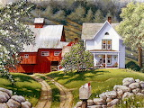 Valley Homestead~ JohnSloane