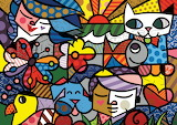 abstract animals.......................................x