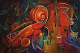'Making of a Cello' by Susanne Clark