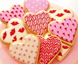 #Valentine's Day Cookies