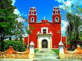 Church, Mexico