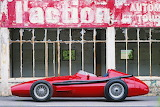 Maserati 250F race car