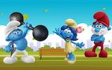 The-Smurfs-Hefty-Smurfs-Smurfette-and-Papa-Smurf