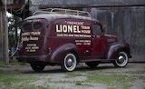 46er Chevy Panel Truck