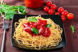 Pastas al tomate