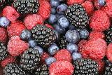 Rotate the berries