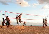Volley y verano