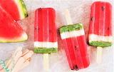 #Watermelon Ice Pops