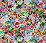 summer fabric print