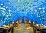 Ithaa Underwater Restaurant, Maldives