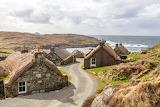 Blackhouse village