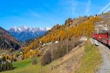 Glacier Express,Switzerland
