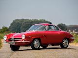1962 Alfa Romeo Giulia 1600 Sprint Speciale