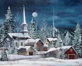 'Full Moon' by Debbi Wetzel