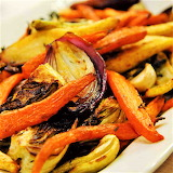 #Roasted Vegetables