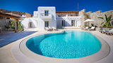 Beautiful rural hillside villa and pool, Greek islands