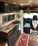 Conversion Camper Van