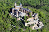 Hohenzollern from the air