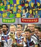 soccer Brazil Germany