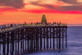 ^ Christmas on the pier