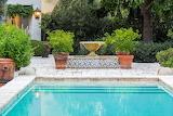 Pool & Fountain