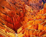 Awsome Colors of Rock Formation Arizona USA