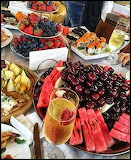 Fruit and Bubbly